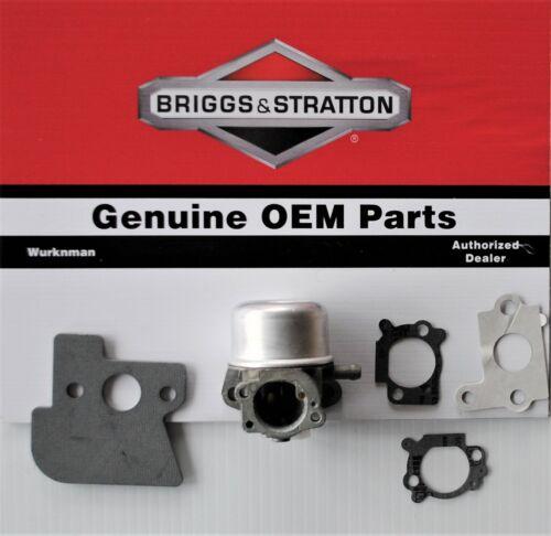 Genuine OEM Briggs and Stratton  790120 Carburetor R//P 694202 693909 692648 4996