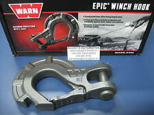 WARN 92091 Replacement 18000 Pound Epic Hook Winch Forged Steel 1/2 E-coat