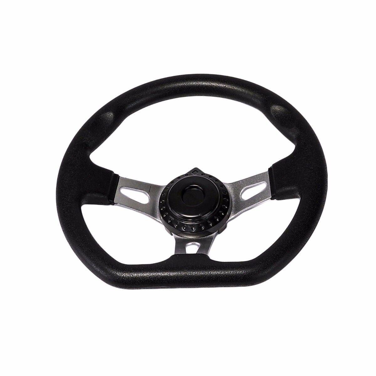 270mm Steering Wheel Racing Off road Sport Go kart Gas Go Cart