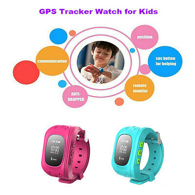 New Q50 Children Smart Phone Watch LBS Base Station Positioning GPS OLED N N G