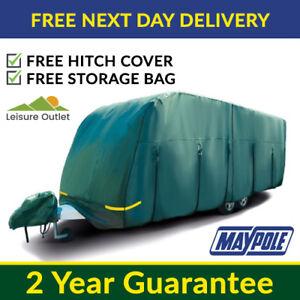 Universelle Maypole Vert Remorque Caravane Towing Hitch Cover Respirant MP9258