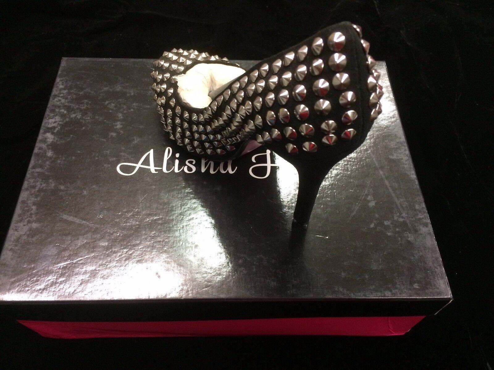coloriffics Alisha Hill Sexy Kim Close Close Close Toe Black Platform. S1071. 6,5 M . 200.00 4723db
