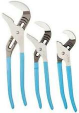 Channellock 3 Piece Big Tounge And Groove Waterpump Pliers Set