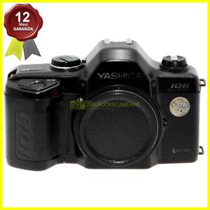 Yashica 108 Fotocamera Reflex A Pellicola Macchina Fotografica 24x36 Ebay
