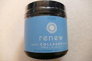 Renew Multi Collagen Protein Powder 5 Types of Collagen Hydrolyzed Grass Ex 1/23