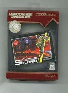STAR-SOLDIER-Famicom-Mini-Series-Vol-10-JAPAN-AGB-P-FSOJ-GameBoy-HUDSON-s4843