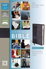 NIV Thinline Bible by Zondervan Publishing (Leather / fine binding, 2011)