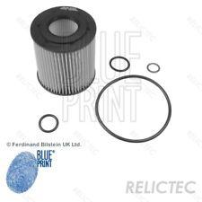 2x Oil Filters 1457429238 Bosch 11427805978 1109T3 1109Y2 1109Z6 9467565780 New
