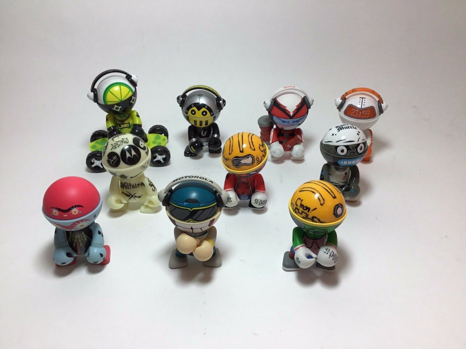 Trexi Toy Figures Set of 9