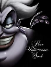 Villains: Poor Unfortunate Soul : A Tale of the Sea Witch 3 by Serena Valentino (2016, Hardcover)