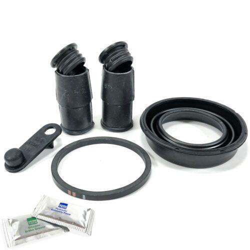 BMW serie 7 E65 E66 E67 02-08 BCK4611DX2 2x Kit Riparazione Pinza Freno Posteriore Sigilla Compatibilità