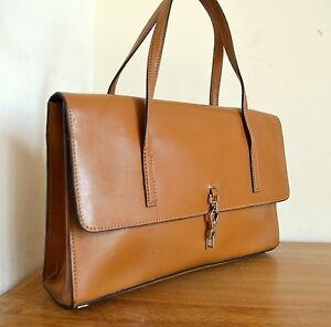 Medium-Size-MARISSA-Faux-Patent-Leather-Smart-Satchel-Style-Clutch-Grab-Hand-Bag