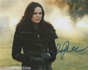 Lana-Parrilla-Once-Upon-A-Time-Autographed-Signed-8x10-Photo-COA-5