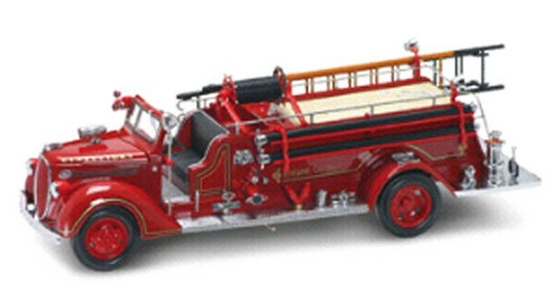 Ford Fire Engine 1938 1 24 MODEL yat Ming