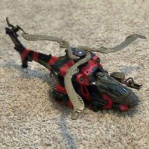 2002 Hasbro GI Joe vs. Cobra Spy Troops Crimson Command Copter
