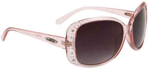 Designer Groß Wickel Strass Sonnenbrille Schwarz Retro Vintage De 521