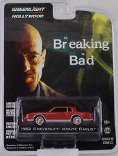 Movie Breaking Bad 1982 Chevrolet Monte Carlo 1:64 Greenlight