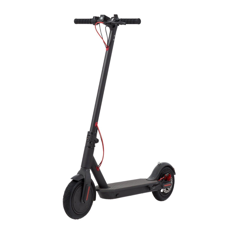 Elektroroller scooter 8.5'' - E-Scooter Cityroller Foldable Elektro-Scooter RS9