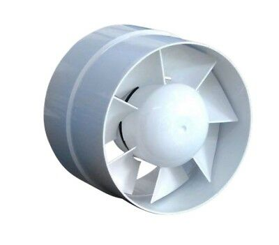Round Ventilation Fan Model: Yf80113s Diameter :150mm Een Grote Verscheidenheid Aan Modellen