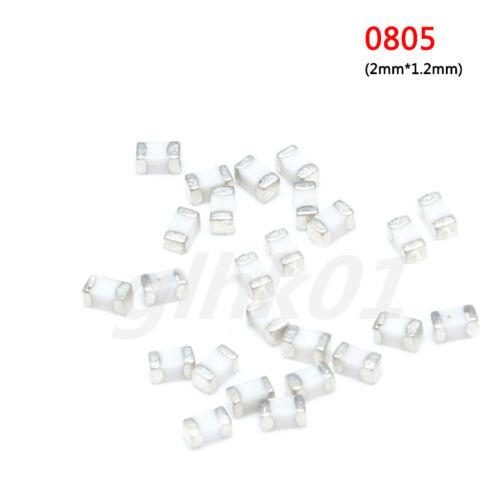 20pcs 0805 6.8NH ± 0.3nH hbls 2012-6N8S Multicouche Céramique Haute Fréquence Inducteur