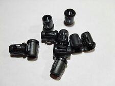 5mm Led Holders for RC Cars Trucks Buggy 10 sets Black Plastic Same day ship
