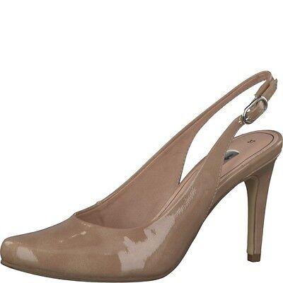 Tamaris @ Womens Pumps @ Dirndl Shoes @ Tracht @ Nude Patent @ 38 42   eBay
