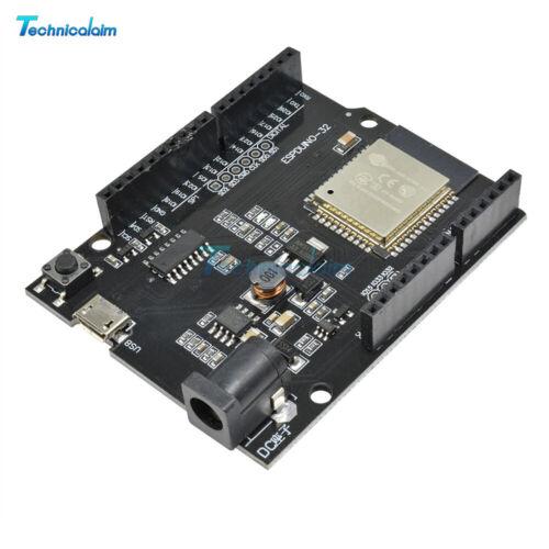 For Arduino Wemos D1 UNO R3 R32 ESP32 WIFI Bluetooth Devolopment Board CH340