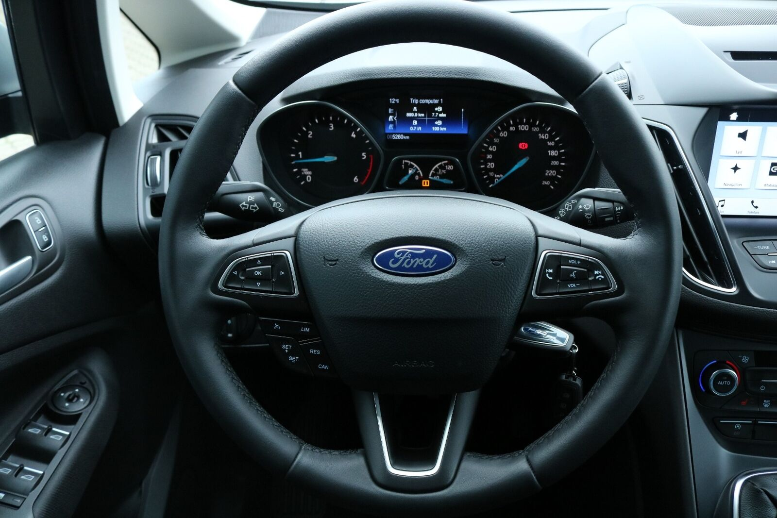Ford Grand C-MAX TDCi 150 Cool & Connect