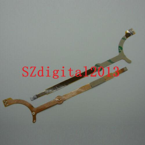 10PCS// LENS Aperture Flex Cable For SIGMA 24-70mm (Canon Connector)Type A