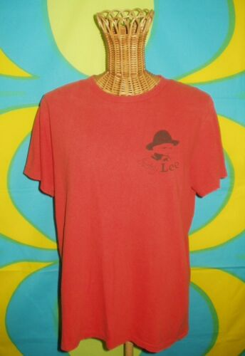 Vintage style Buddy Lee T shirt Rare! Japan only!