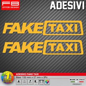 Adesivi-Stickers-FAKE-TAXI-DRIVER-You-Porn-Brazzers-Sexy-Hot-Porno-Cars-Taxi