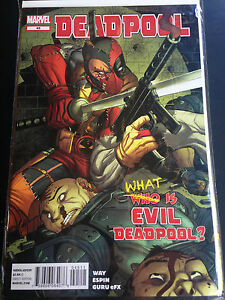 B11-Comic-Marvel-45-What-Is-Evil-Deadpool-P-B-VGC