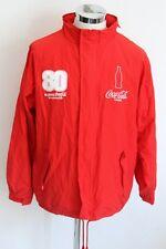 COCA COLA L giubbotto giubbino jacket coat E2674