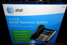 Atampt 4 Line Small Business System Phone 1070 1040 1080 Compatible Black In Box