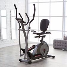 Exercise Machines For Home Bike Recumbent Elliptical Stationary Upright Trainer