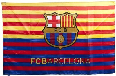 Unito Bandierone Bandiera Barcelona Originale Fc Barcellona 1899 Barca 100 X 150 Flag Moda Attraente