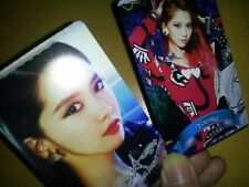 SNSD Girl's Generation GG plastic PHOTO CARD #2,9X2 Total 18 Sheet - sticker Mr