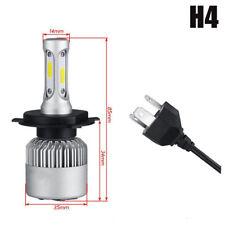 1x H4 9003 Hi/Lo 6000K White 1000W 150000LM Motorcycle Bike CREE LED Headlight