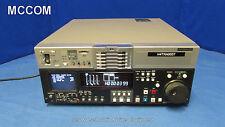 Panasonic AJ-SPD850 DVCPRO P2 Studio Recorder w/ 399 op hrs