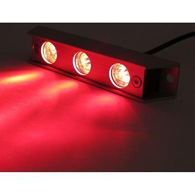 15W RGB LED Boot Unterwasser Tauchen Angeln Wasserdicht Lampen für Aquarium Pool