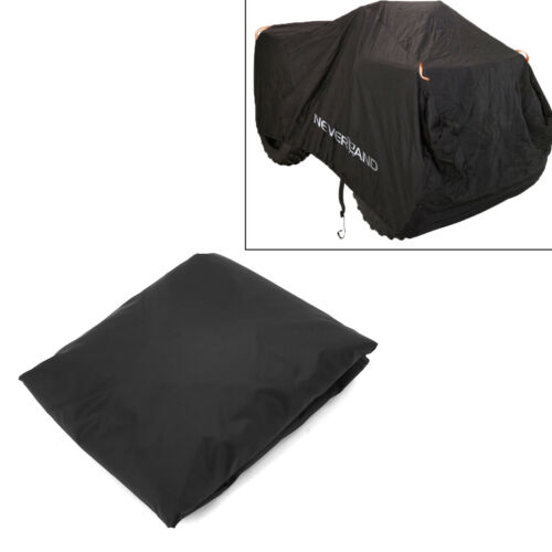 Custom 4x4 Waterproof ATV Cover Dust Rain Protector Fit Polaris Sportsman 500 HO