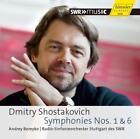 Sinfonien 1+6 von Andrey Boreyko,RSO Stuttgart (2013)