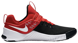 Nike Metcon Free x Men's University Red Black White
