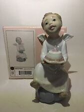 NAO #1442 by Lladro - Babie's Special Day - MIB