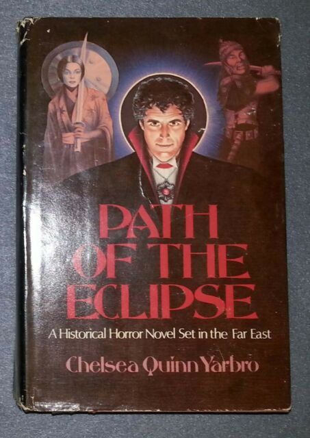 Path Of The Eclipse By Chelsea Quinn Yarbro Hc For Sale Online