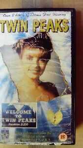 RARE-VHS-TAPE-039-TWIN-PEAKS-VOL-1-039-SLIGHT-MOULD-ON-TAPE-SEE-PICS