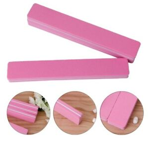 Image Is Loading 1 10 Pcs Pro Nail Files Manicure Pedicure