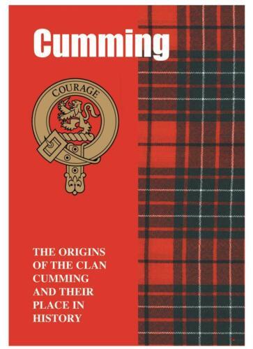 Hunter ascendance écossaise origines du clan histoire brochure Scottish Cadeau