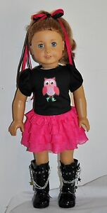 AMERICAN-MADE-DOLL-CLOTHES-FOR-18-INCH-GIRL-DOLLS-DRESS-LOT-2