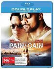 Pain & Gain (Blu-ray, 2013, 2-Disc Set)